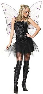 dark fairy halloween costumes
