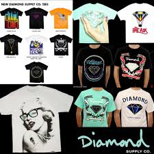 diamond supply co tees