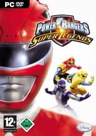 power rangers computer game