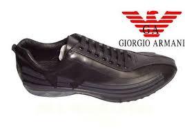 giorgio armani men shoes