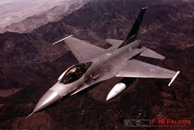 f 16 poster