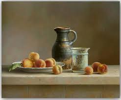 oil paintings still life