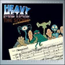 heavy metal score