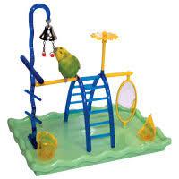 bird playpens