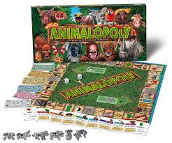 animal board game