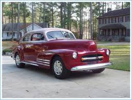 1948 chevy coupe