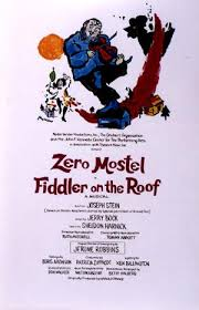 fiddler on the roof zero mostel