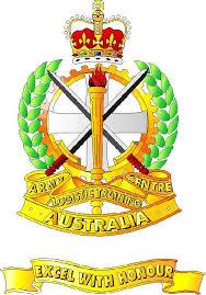 australian military badges