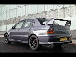 lancer evolution viii mr