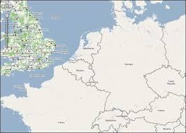 google maps global