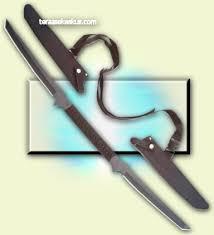 black ronin sword