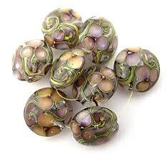 handmade lampwork bead