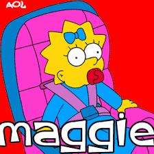 maggie simpson doll