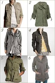 army jackets for women