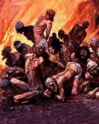 biblical hell