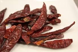 dried cayenne pepper