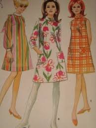 1960s dress patterns