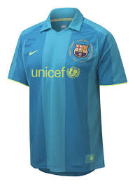 fc barcelona uniforms