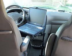 laptops in cars