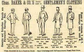 gentlemen clothing