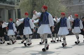 greece traditional costumes