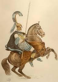ancient cavalry
