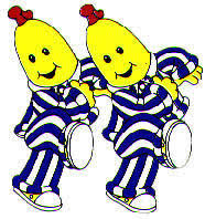 bananas in pajamas costumes