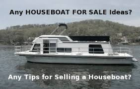 house boat sale