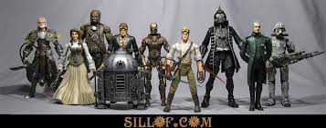 star war figurines