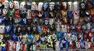 mascaras lucha