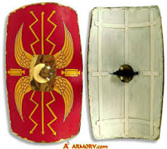 roman army shield