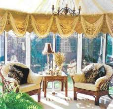 conservatory curtains