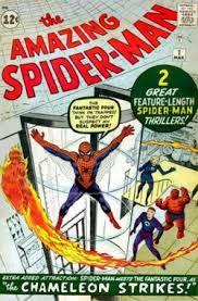 old marvel comic