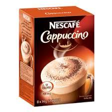 cappuccino nestle