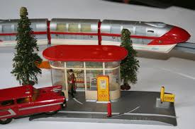 monorail models