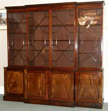 antique book case