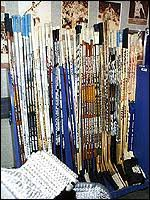 nhl equipment
