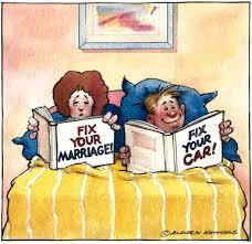bed cartoons