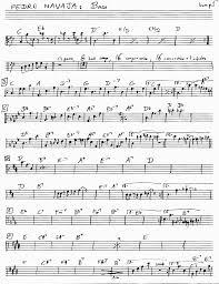 sheet music bass