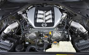 nissan gt r engine