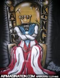 latin king clothing