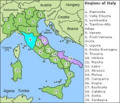 tuscany region map