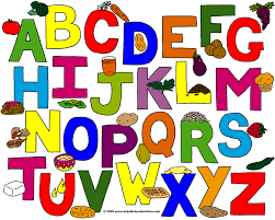 alphabet childrens