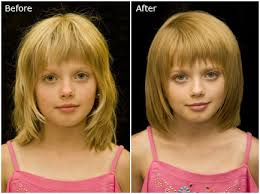 kids hair cut photos