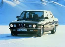 1988 535i