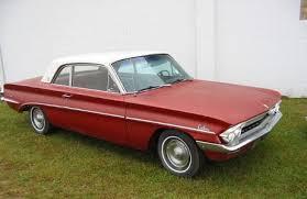 1961 cutlass