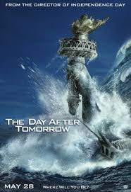 day after tomorrow poster