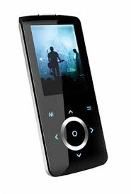 coby 4gb flash video mp3 player with fm radio