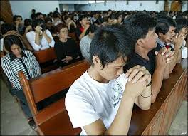 prayers church