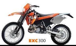 1999 ktm 300 exc